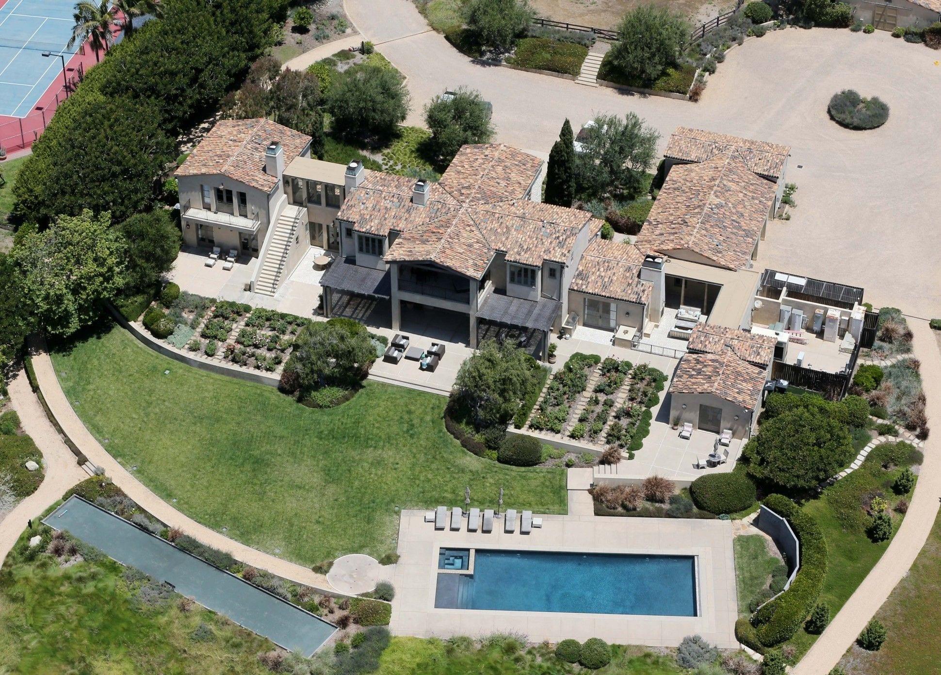 Lady gaga house - Cele mai scumpe proprietăţi imobiliare ale celebrităţilor de la Hollywood