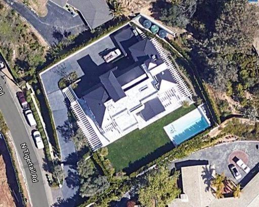 Lebron James.max 784x410 1 - Cele mai scumpe proprietăţi imobiliare ale celebrităţilor de la Hollywood