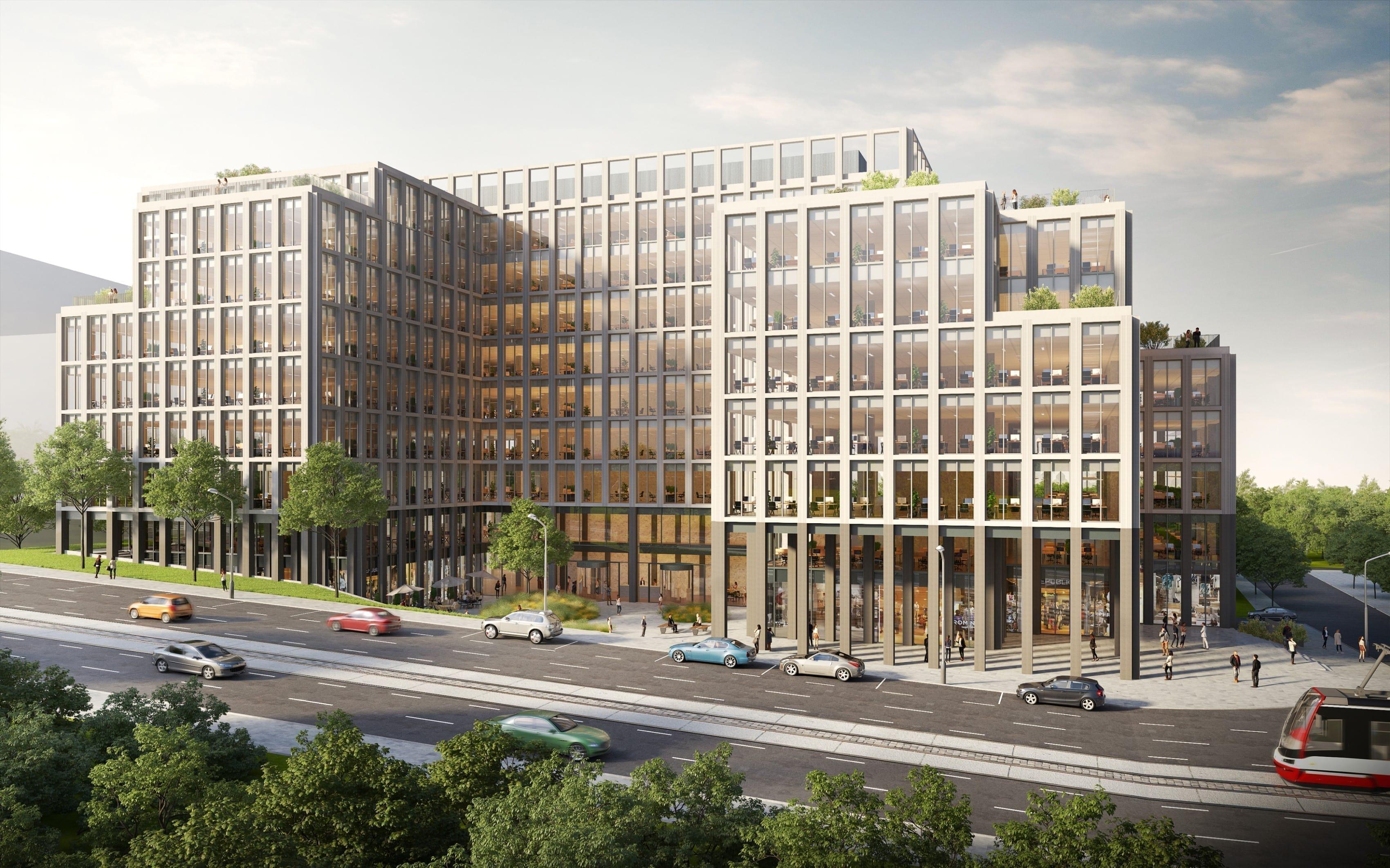 SVD1 - Topul proiectelor de birouri din București cu livrare în 2021
