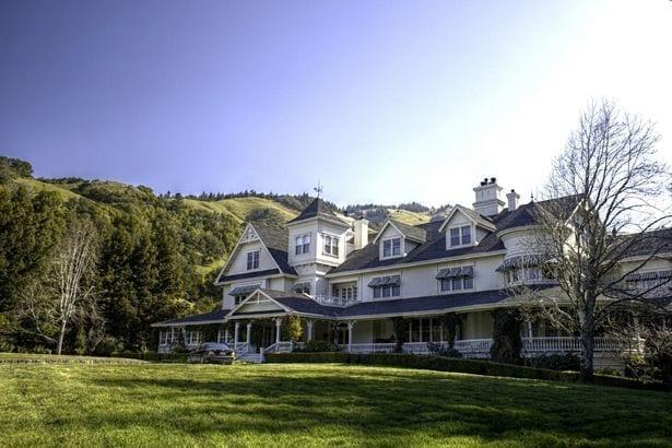 george lucas - Cele mai scumpe proprietăţi imobiliare ale celebrităţilor de la Hollywood