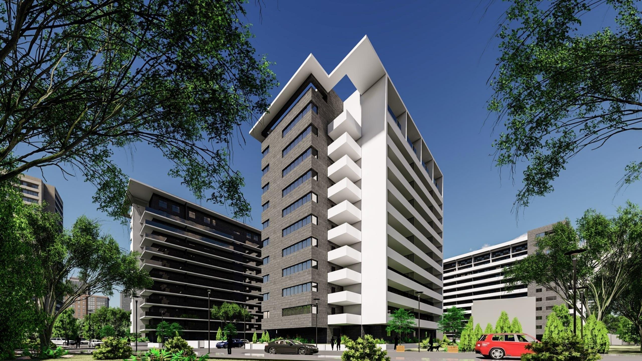 """proiecte noi 2 - Renașterea conceptului """"grădinilor suspendate"""", împletită cu arhitectura modernă"""