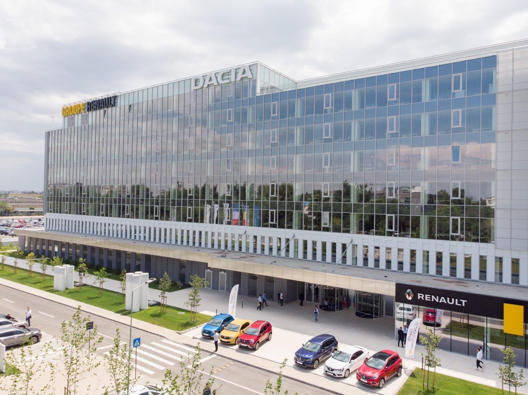 renault connected copy - Pandemia a dus la schimbarea funcționalității unor proiecte imobiliare comerciale