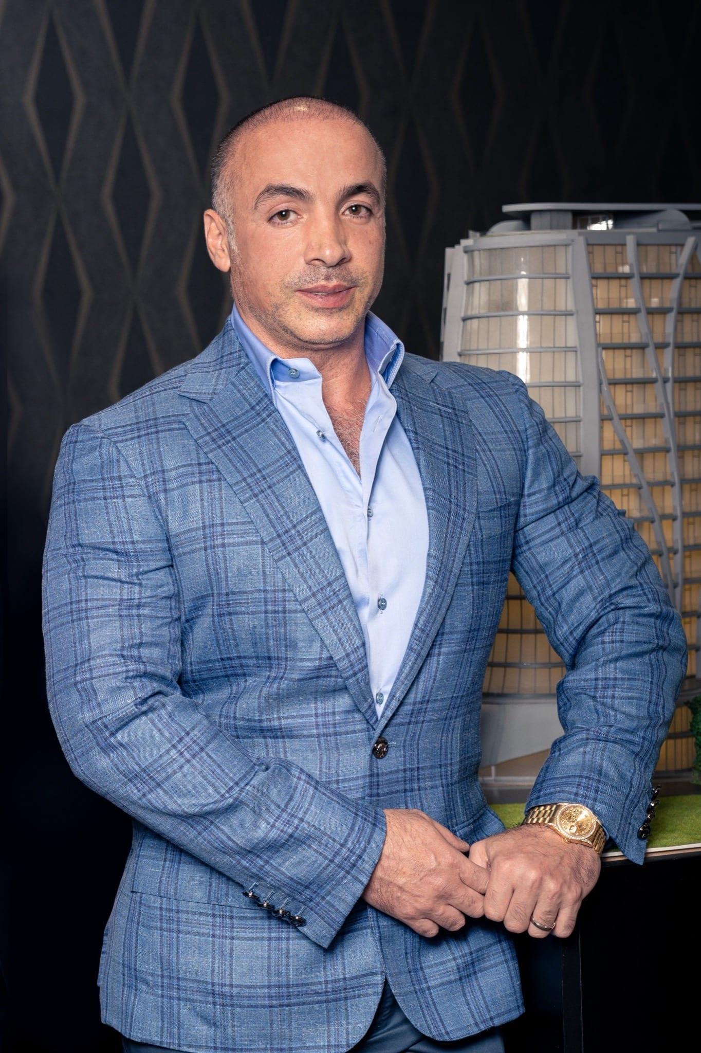 """robertino georgescu - Dezvoltatorii proiectului Crown Towers: """"Pregătim investiții de până la 170 de milioane de euro în piața rezidențială din București"""""""