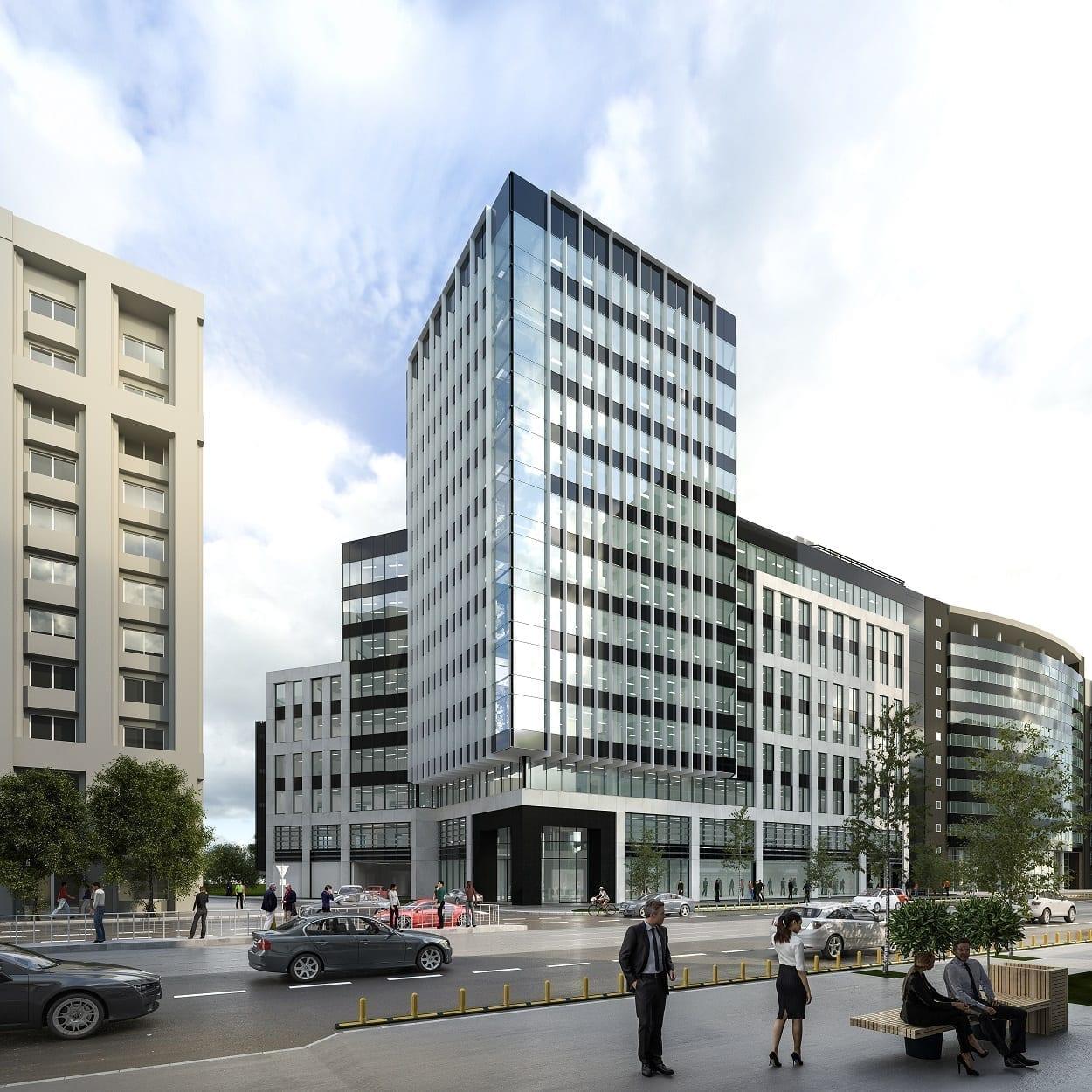 tiriac tower - Topul proiectelor de birouri din București cu livrare în 2021
