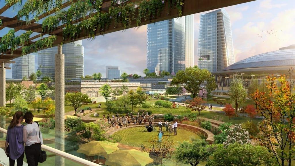 2 - Undă verde pentru mega investiția imobiliară de 2,9 miliarde de euro din zona Romexpo