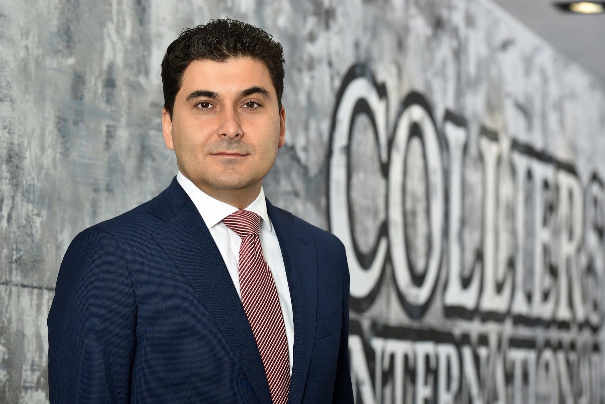 Sebastian Dragomir Colliers International Romania 2 copy - Reluarea activității în spațiile de birouri, impact asupra pieței de închirieri în 2021