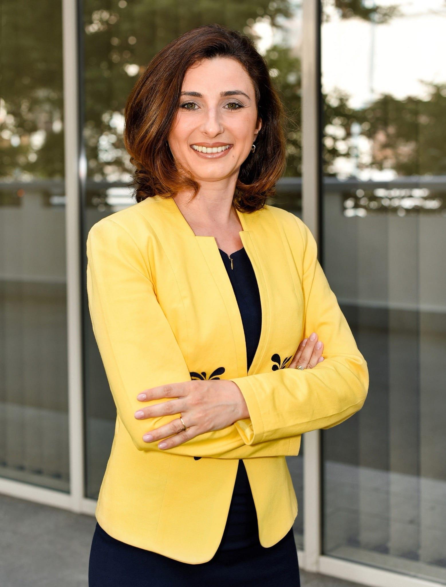 """Sinziana Pardhan Managing Director P3 Romania copy 1 - Sînziana Pardhan, P3: """"Suntem încrezători în perspectivele de dezvoltare pe termen lung ale pieței din România"""""""