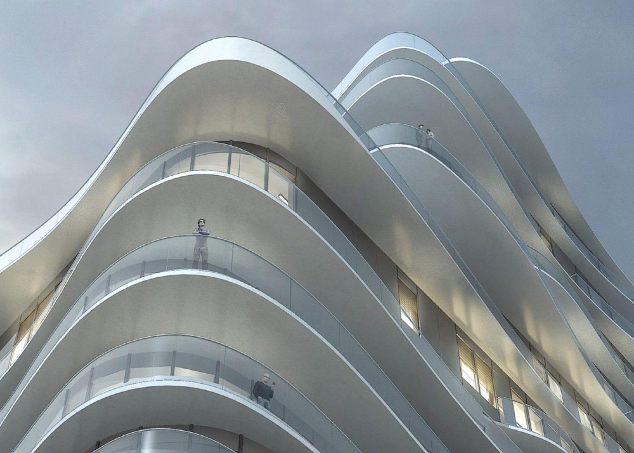 unic paris housing by mad architects x200516 3 copy - Piața imobiliară europeană – perspective optimiste