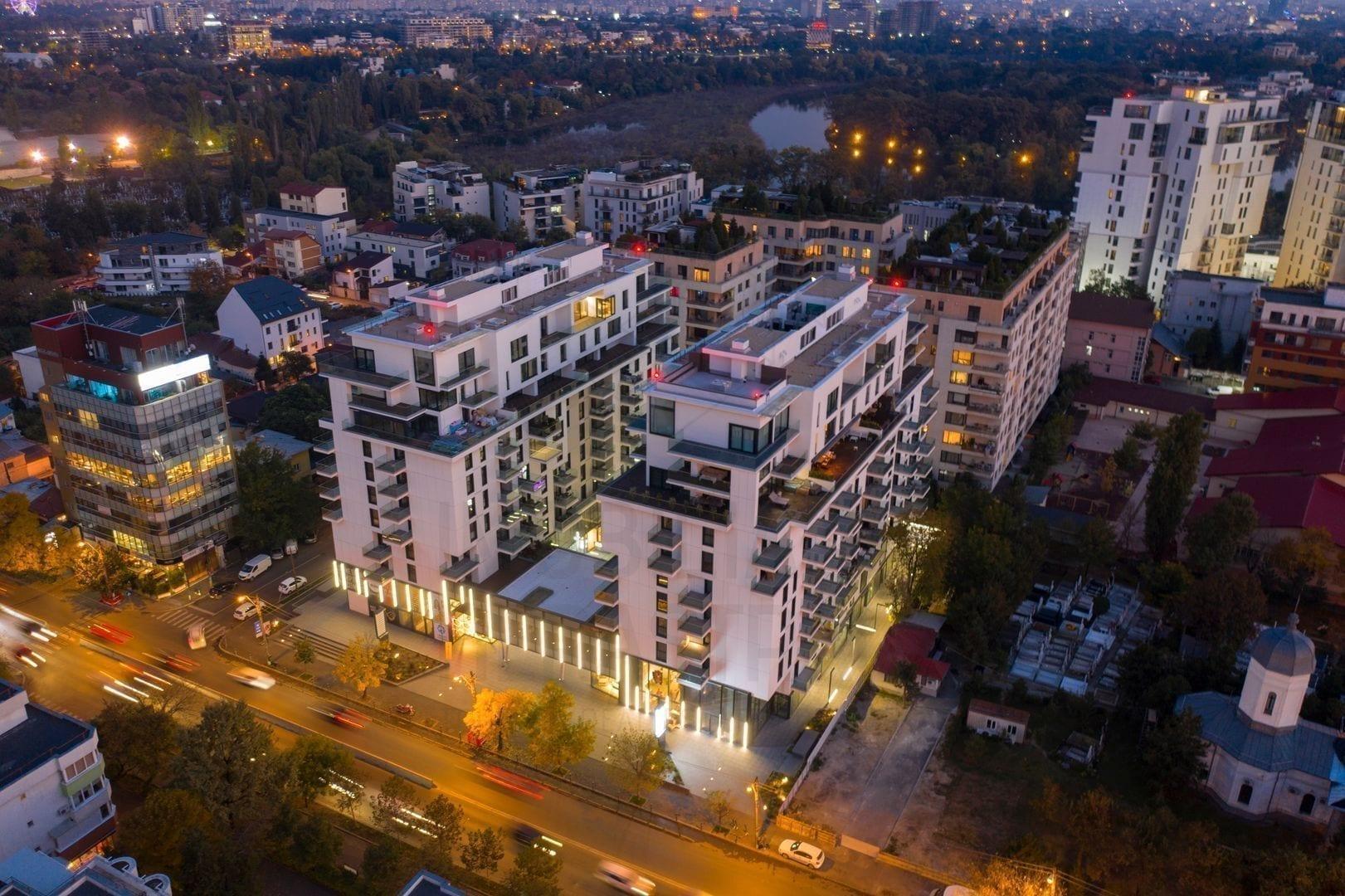 view 2 - Cât costă apartamentele cu cele mai frumoase priveliști din Capitală