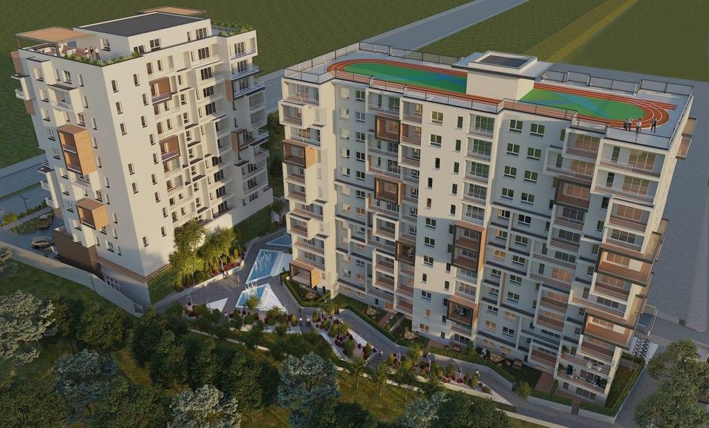 Central District 4 Elemente 2 1024x618 - Topul proiectelor rezidențiale inovative în Capitală