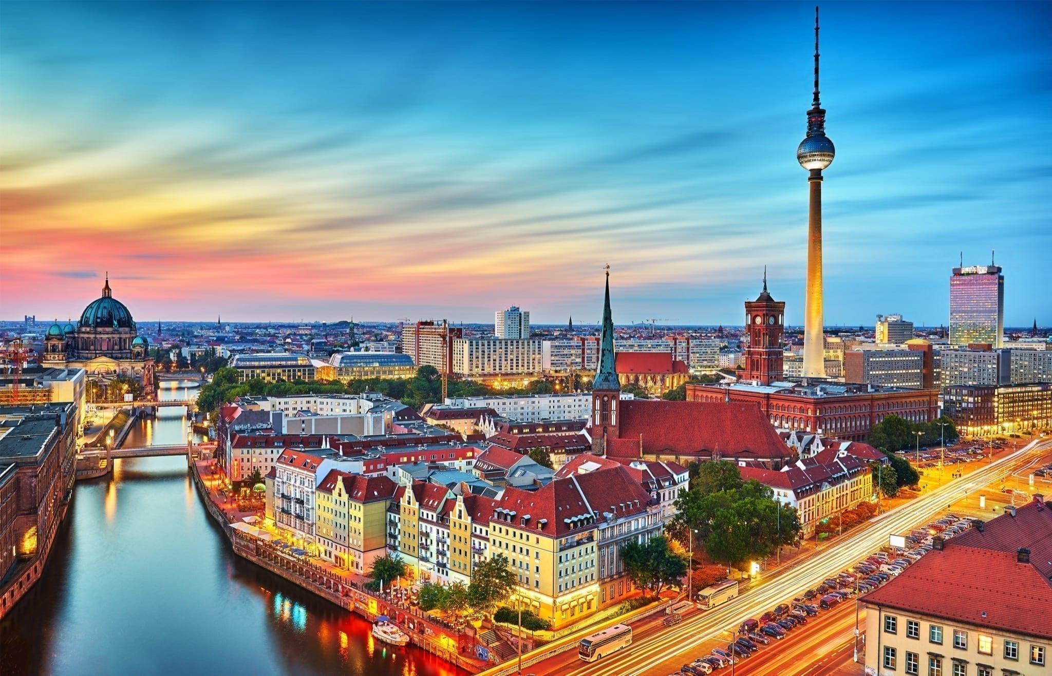 German Cities copy - Prețurile locuințelor în Europa: creșteri surprinzătoare, stimulate de guverne