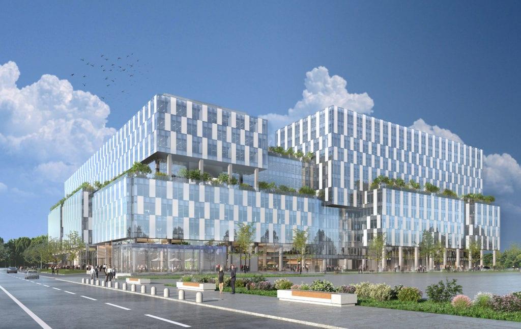 One Cotroceni Park 1 1024x646 - Topul proiectelor de regenerare urbană din București