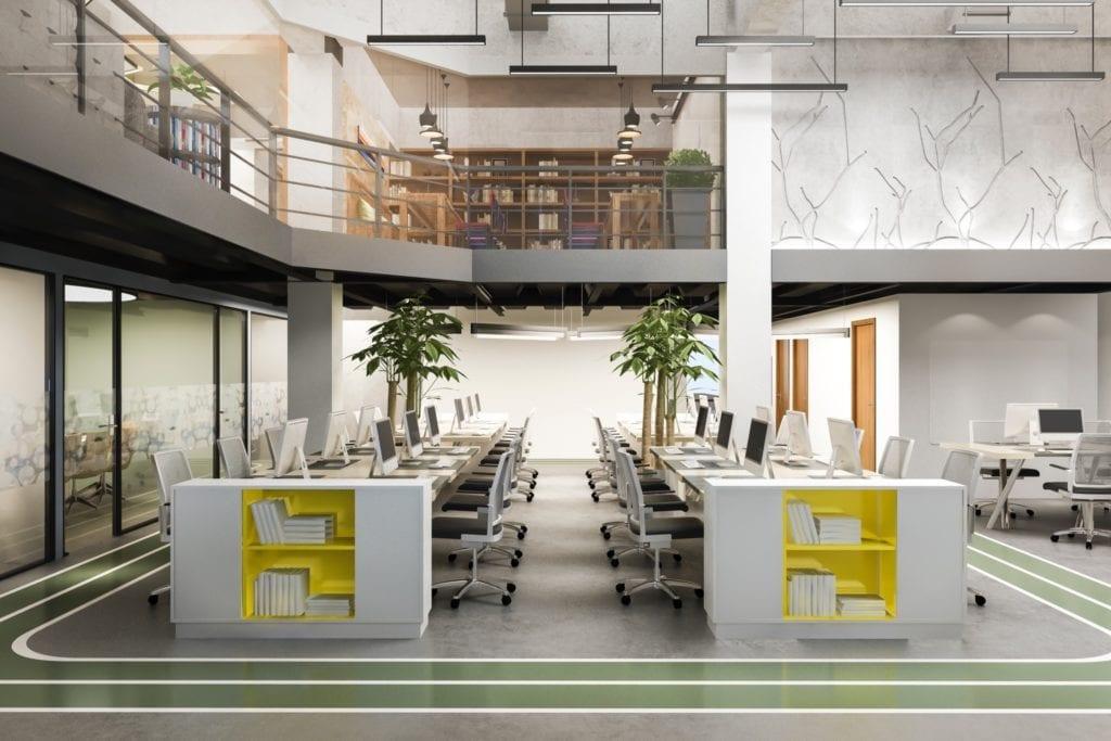 business meeting working room office building copy 1024x683 - Certificările în context pandemic, noua provocare pentru proprietarii de birouri