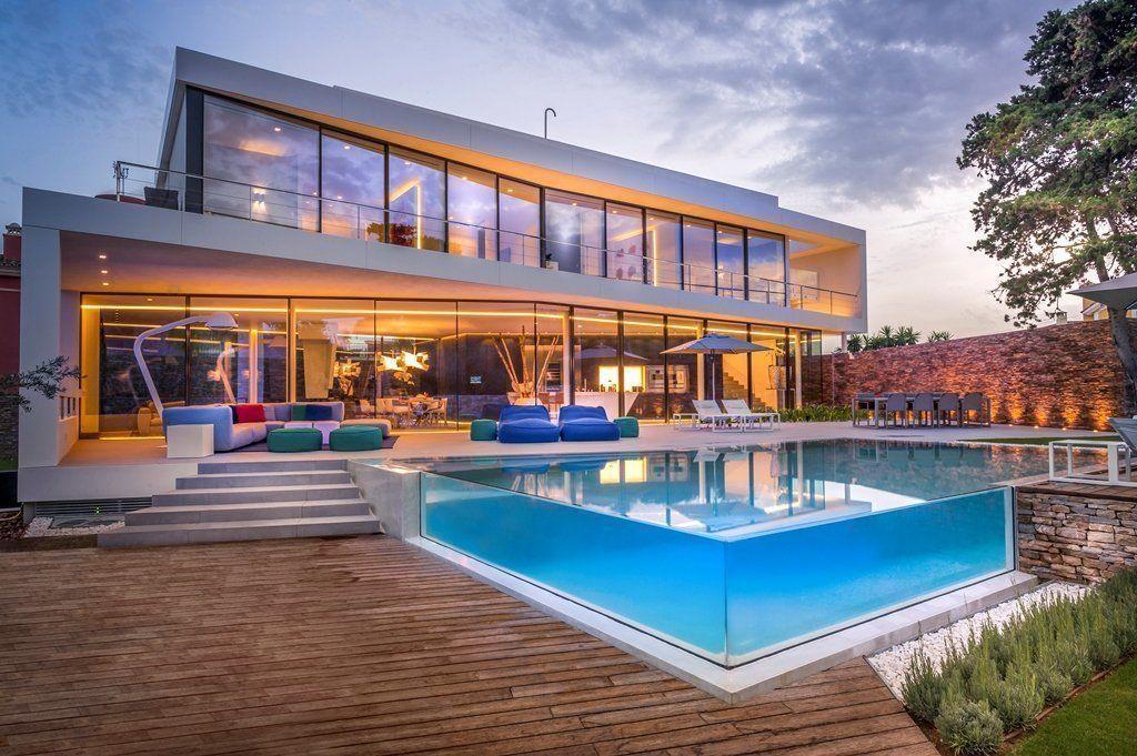 123dv cool blue villa4 - Case cu design ultra-original (II)