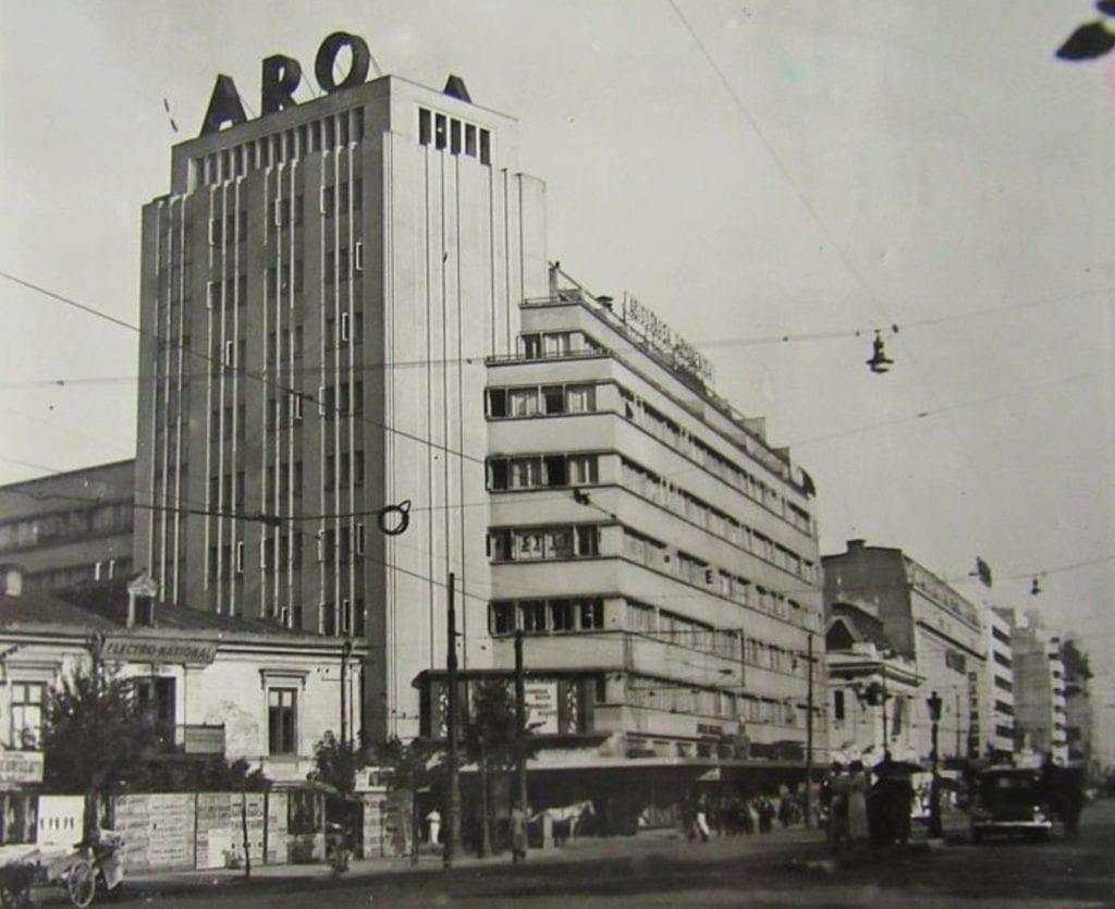 761 001 1024x835 - Oameni care au construit Bucureștiul: Rudolf Fränkel, arhitectul celebrului cinematograf Scala