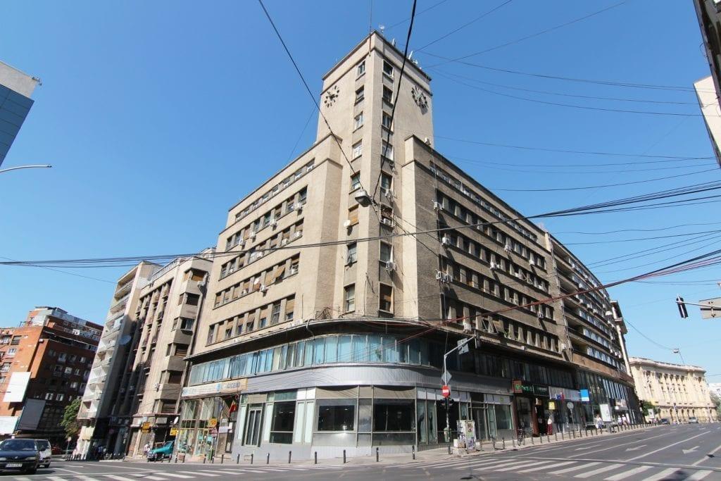 Frankel 1 1024x683 - Oameni care au construit Bucureștiul: Rudolf Fränkel, arhitectul celebrului cinematograf Scala