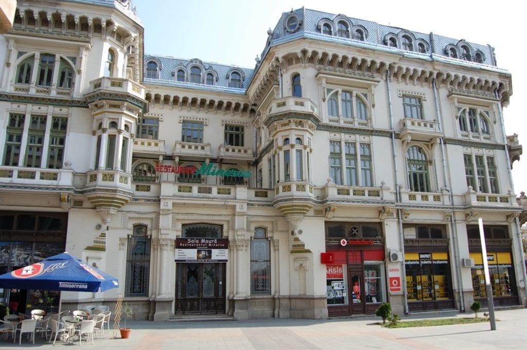 Hotel Minerva Craiova construit 1900 1903 copy 1024x681 - La ce preț se vând cele mai impresionante palate ale României?