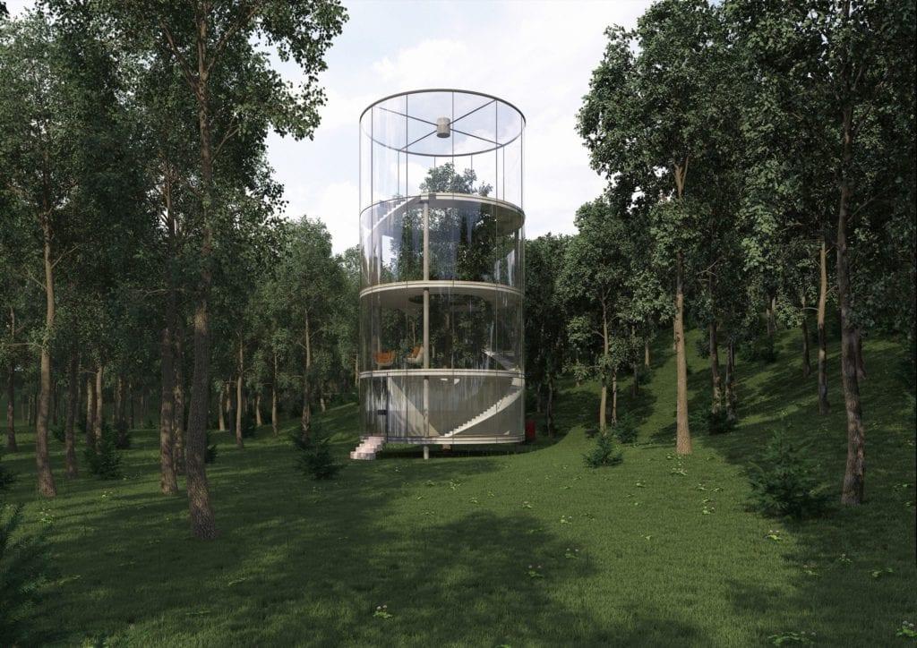 Tree house by almassov 2 copy 1024x724 - Case cu design ultra-original (II)